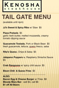 tail-gate-menu